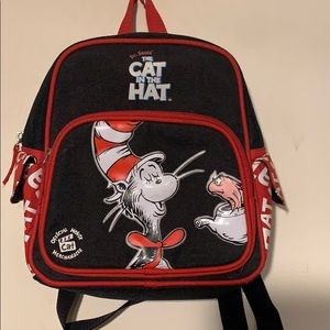 Dr Seus small backpack